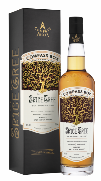 Blended Malt Whisky Spice Tree