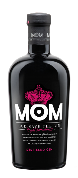 Mom London Dry Gin 39.5% 70cl