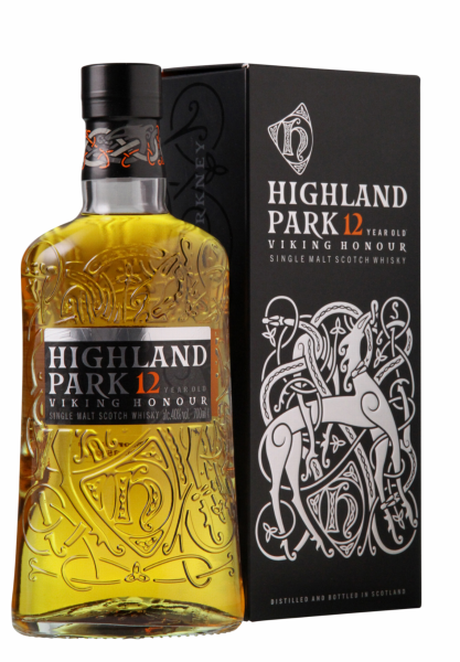 Highland Park Viking Honour Single Malt 12 J. 40% 70cl