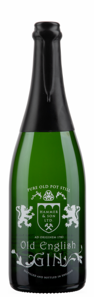 Old English Gin 44% 70cl