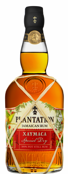 Plantation Rum Xaymaca Extra Dry 43% 70cl