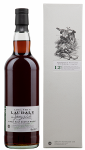 Laudale Single Malt Speyside Sherry Batch No. 3 Adelphi 12 J. 46% 70cl
