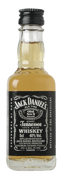 Jack Daniel's Tennessee Whiskey 40% 5cl