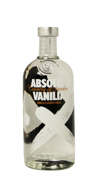 Absolut Vanilla Vodka 40% 70cl