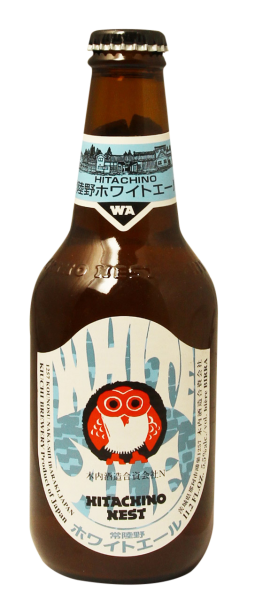 Kiuchi Brewery Hitachino Nest White Ale EW 33cl