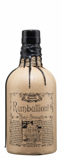 Ableforth's Rumbullion! Navy Strenght 57% 70cl
