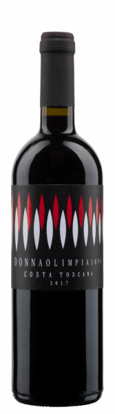 Donna Olimpia Costa Toscana Rosso IGT Tageto 2017 75cl
