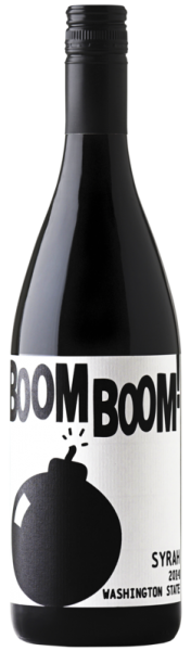 Charles Smith Wines Syrah Boom Boom 2015 75cl