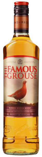 Famous Grouse Blended Scotch Whisky 40% 70cl