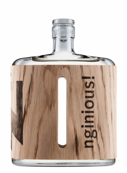 nginious! Smoked & Salted Gin 42% 50cl