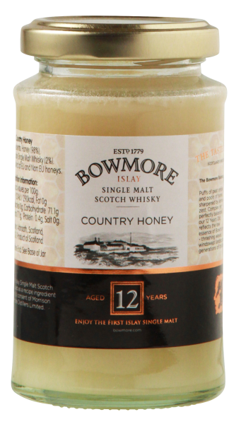 Mackays Honig mit Bowmore Whisky 260 g 260cl