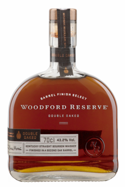 Woodford Reserve Straight Bourbon Double Oaked 43.2% 70cl