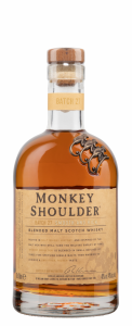 William Grant Blended Malt Whisky Monkey Shoulder 40% 70cl