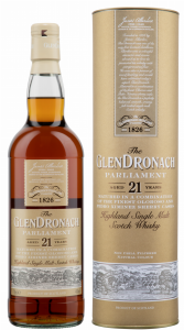 Glendronach Parliament Single Malt 21 J. 48% 70cl