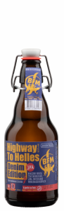 BFM Highway To Helles IPA Denim Edition 33cl