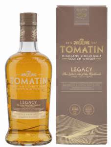 Tomatin Legacy Single Malt 43% 70cl