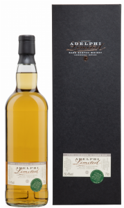 Linkwood Single Malt Bourbon Wood Adelphi Cask Strength 1993 25 J. 50.4% 70cl
