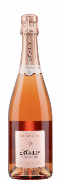 Mailly Champagne Grand Cru Rosé brut 75cl