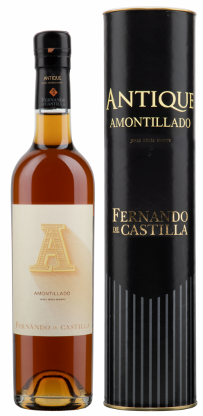 Fernando de Castilla Sherry Amontillado Antique 19% 50cl