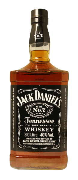 Jack Daniel's Tennessee Whiskey 40% 300cl