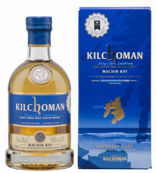 Kilchoman Single Malt Machir Bay 46% 70cl
