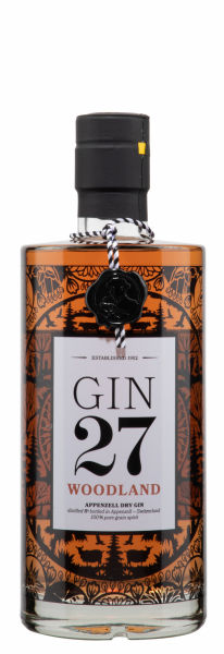 Gin 27 Woodland 43% 70cl