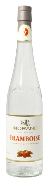 Morand Himbeere - Framboise 43% 70cl
