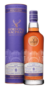 Miltonduff Gordon & Macphail Discovery Single Malt 10 J. 43% 70cl