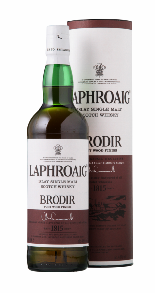 Laphroaig Brodir Port Wood Finish Single Malt 48% 70cl