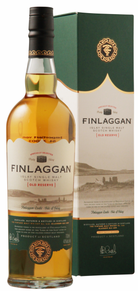 Finlaggan Single Malt Old Reserve 40% 70cl