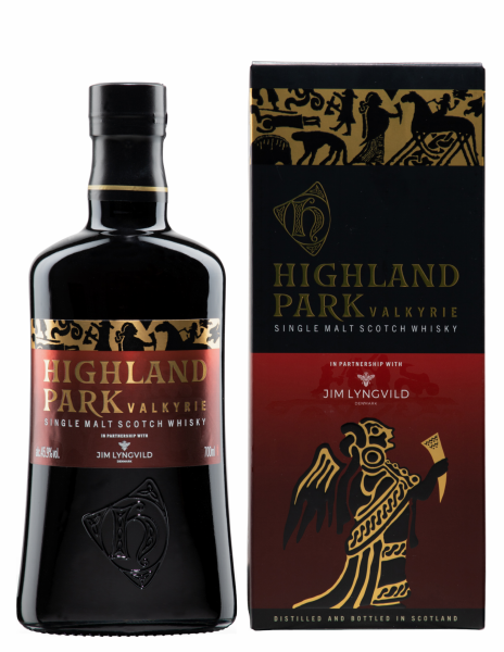 Highland Park Valkyrie Viking Legend Single Malt 45.9% 70cl
