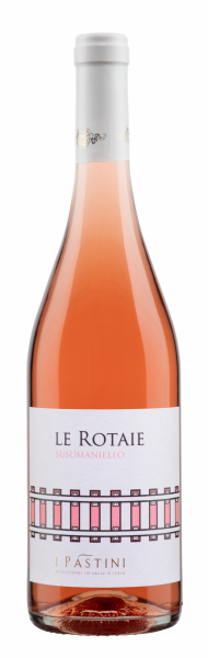 Rosato Valle d'Itria IGP Le Rotaie