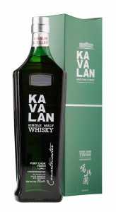 Kavalan Single Malt Concertmaster Port Cask Finish 40% 70cl