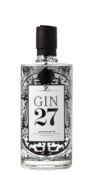 Gin 27 43% 70cl