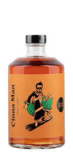 League of Liqueurs Cinna Man Zimt 21% 50cl