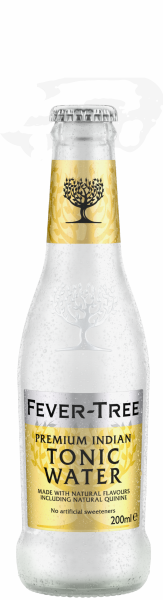Fever Tree Tonic Water EW Glas lose 20cl