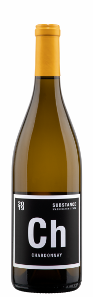 Wines of Substance Chardonnay Sb Substance 2019 75cl