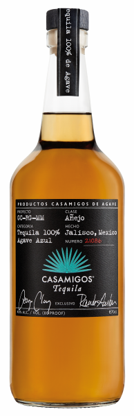 Tequila Anejo reine Agave