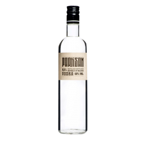 Partisan Vodka 50% 50cl