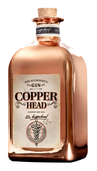 Copperhead The Alchemist's Gin 40% 50cl