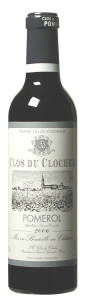 Clos du Clocher Pomerol ac 2015 37.5cl