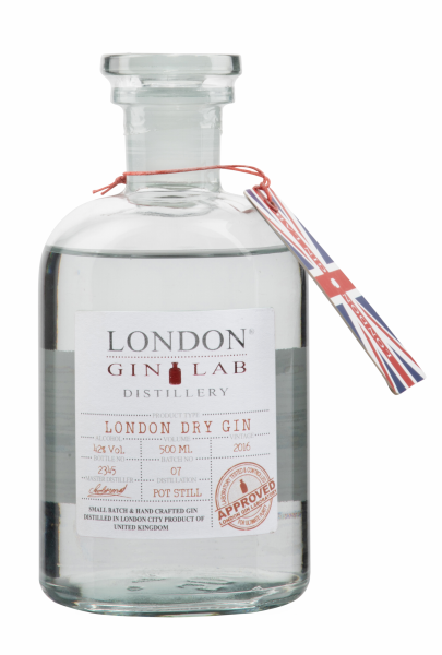 London Gin Lab Dry Gin