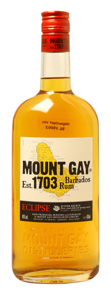 Mount Gay 1703 Eclipse 40% 70cl