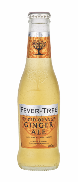 Spiced Orange Ginger Ale EW Glas lose