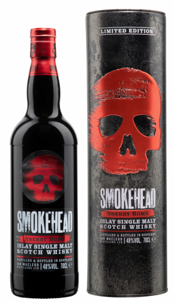 Macleod Smokehead Sherry Bomb Single Malt 48% 70cl