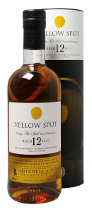 Mitchell & Son Irish Pot Still Whiskey Yellow Spot 12 J. 46% 70cl