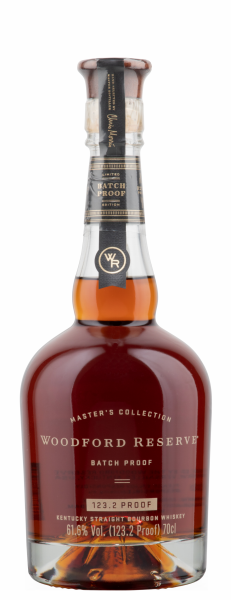 Woodford Reserve Master's Collection Batch Proof 61.6% 70cl