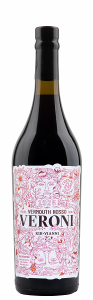 Kir Yianni Vermouth Veroni Rosso 17% 75cl