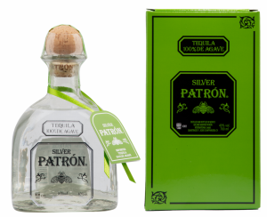 Patron Tequila Silver 40% 70cl
