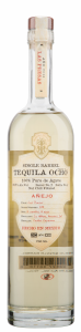 Ocho Tequila Single Barrel 52.5% 70cl